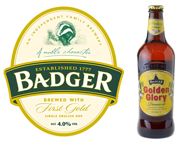 badger first gold - golden glory