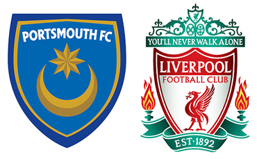portsmouth v liverpool