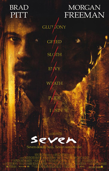 seven movie poster